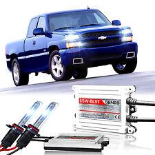 GENSSI HID Xenon Conversion Kit Bulbs For Chevy Silverado 1500/2500 2003-2006