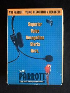 VXI Parrott 10-3 Plug & Play Voice Recognition Headset