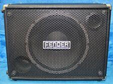 "Fender Rumble 112 - 12"" Bass Speaker Cabinet 500W Program Handling 8 Ohms Black"