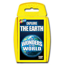Top Trumps The Wonders of the World NEW