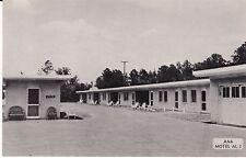 "Lake City FL ""The Motel AL-J""  c1950's Postcard Florida *FREE U.S. Shipping*"