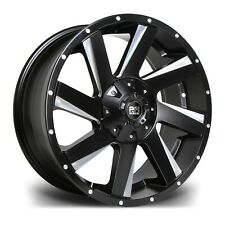 """18"""" B RX100 ALLOY WHEELS FOR FORD RANGER MAZDA E2000 PICK UP 6X139"""