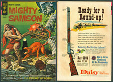 1968 U.S. GOLD KEY MIGHTY SAMSON No. 13 Comics