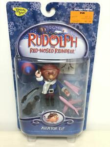 NEW Memory Lane Rudolph - Aviator Elf