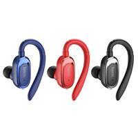 HOCO E26 Plus Bluetooth 5.0 Wireless Headset Ear Hook In-Ear Earphone w/Mic