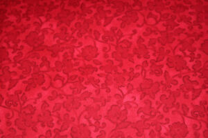 SPECIAL BUY-SINGLES NAOMI'S ROSE FROM TIMELESS TREASURES- 100% COTTON FABRIC