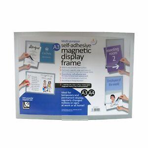 A3 Self Adhesive Magnetic Display Frame