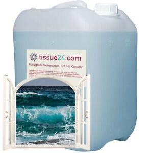 Flüssigseife Meeresbrise, 10 Liter Kanister, ph-neutral, Handseife für Spender