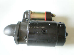 Delco Starter DD 12V CW 9 Teeth 11 07552, 1107652, 1107888, 3630 Re-manufactured