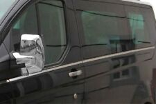 CROMO Specchio Tappi Per Ford Tourneo Custom ab Bj. 2013 (NUOVO)