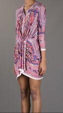 Isabel Marant Runway Paisley Dress 38, NWtT