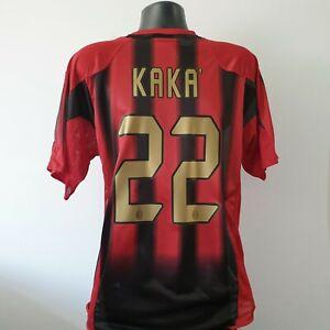KAKA 22 AC Milan Shirt - Large - 2004/2005 - Home Jersey Adidas