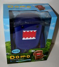 "1998 Dark Horse Deluxe Royal Blue Flock Domo New Box Vinyl 8"" Figure LE 500 NOS"