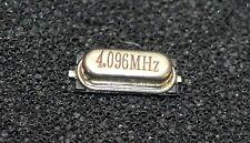 10 X 4.0960MHz  Crystal SMT  NC49S (L3303)
