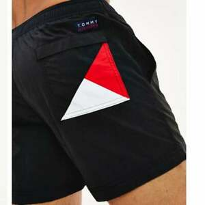 Tommy Hilfiger Swim Shorts (side logo and icon flag)