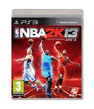 NBA 2k13 PS3 PlayStation 3 Video Juego Perfecto estado UK release