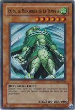 Konami Yu-Gi-Oh! n° 73125233 - Raiza, le monarque de la tempête - FOTB-FR026