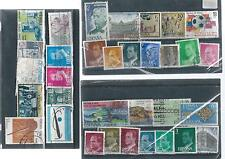 SPAIN USED STAMP COLLECTION
