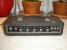 Spring Reverb / Power Amplifier, Vintage Unit