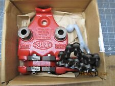 """NEW REED - 02520 - CV4 1/8""""- 4"""" CHAIN VISE [Z4S4]"""