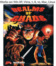 Realms of Chaos 1995 PC Mac Linux Game