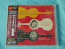 Sealed Japan Classical CD: Munch-Milstein -Tchaikovsky & Dvorak Violin Concertos