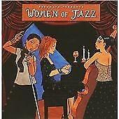 Putumayo Presents Women Of Jazz Cd Compilation Album - American Female Vocalists
