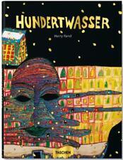 HUNDERTWASSER ~ HARRY RAND ~ TASCHEN ~ PROFUSELY ILLUSTRATED ~ BRAND NEW ~ HC
