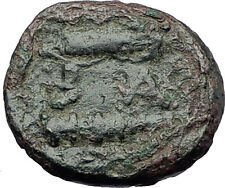 ALEXANDER III the GREAT 325BC Hercules Club Macedonia Ancient Greek Coin i61427