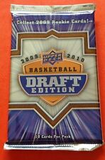 2009-10 UD Basketball Draft Edition Pack (Stephen Curry RC Michael Jordan Auto)?