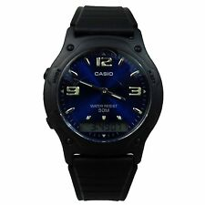 Casio AW49HE-2AV Casual Classic Men's Analog & Digital Dual Time Watch - Blue