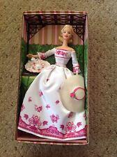 Barbie, Blonde, Victorian Tea.  New In Box.