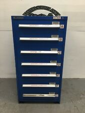 Stanley Vidmar 7 Drawer Industrial Storage Cabinet