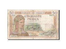 Billets, 50 Francs type Cérès #203760