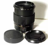 Industar 61 L/Z Russian Macro lens - 2,8/50  M42 + 2 Caps!