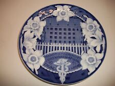 "Royal Copenhagen Plate 1911 Com Travelers 7 3/4"" 812 Made Rc#113 / See Details"