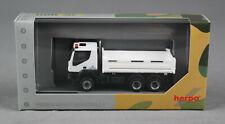 Herpa 746588 (H0, 1:87) Iveco Trakker 6x6 Meiller-Kipper German Military New