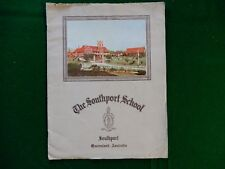[Prospectus]. The Southport School. Southport Queensland, Australia.