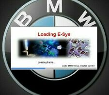 BMW E-SYS ESYS 3.30 SOFTWARE LAUNCHER PRO 2.8