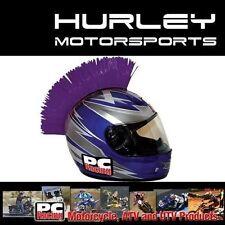 PC RACING MX ATV Helmet Mohawk Motorcycle - PURPLE - PCHMPURPLE (57-9970PR)