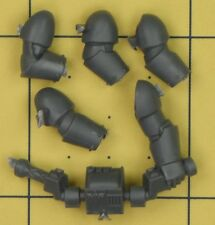 Warhammer 40K Space Marines Dark Angels Ravenwing Command Squad Parts (D)