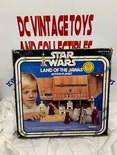 Land of the Jawas Playset NOT Complete Star Wars Vintage Kenner 1979