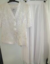 Ladies Laura K Australia Size 10 Skirt Suit Top Evening Formal Wear Wedding