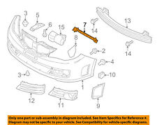 SUBARU OEM 08-14 Impreza Front Bumper-Retainer Bracket Right 57707FG122