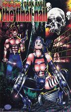 1994 RAZOR DARK ANGEL #1 & #2 ( THE FINAL NAIL ) LONDON NIGHT STUDIOS  FINE