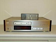Sony CDP-X555ES High-End CD-Player Champagner, Laser 1A, FB, 2 Jahre Garantie