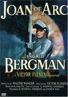 Joan of Arc, Excellent Disc, Ingrid Bergman, Francis L. Sullivan, J. Carrol Nais