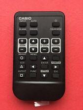 CASIO YT-30 PROJECTOR REMOTE for XJ-S32 XJ-S33 XJ-S38 XJ-S43 XJ-S48 XJ-S53 w/bat