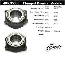 Wheel Bearing Assembly-Sedan Rear,Front Centric 405.35000