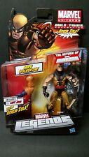 Marvel Legends Dark Wolverine figure Unmasked Variant ZOLA BAF MOC New DAKEN